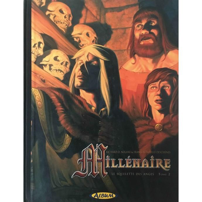 Millénaire - Le squelette des anges - TL 2005 - 1