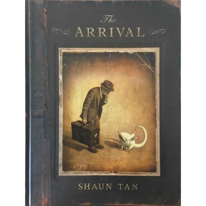The Arrival - Shaun Tan - 2007 - 1