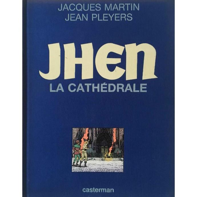 Jhen - La Cathédrale - TT 1985 signé - 1