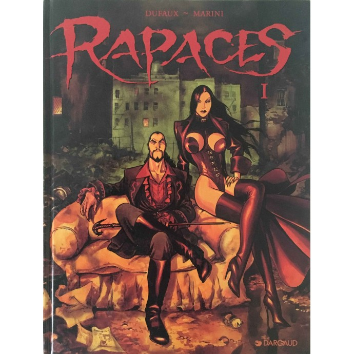 Rapaces - Tome 1 - EO 1998 - 1