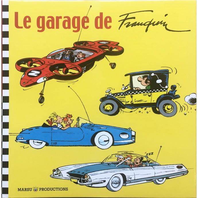 Franquin - Le garage de Franquin - 2008 - 1