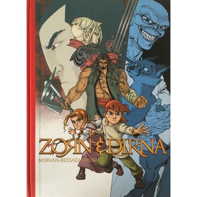 Zorn et Dirna - Notre Père qui êtes odieux - TL 2012 + ex-libris - 1