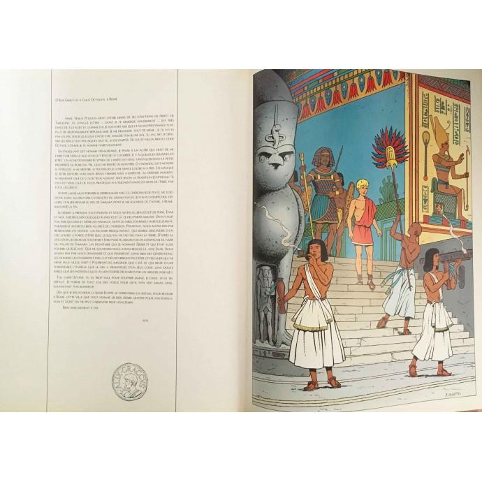 ALIX - L'Odyssée d'Alix - Album Géant - EO 1987 - 2