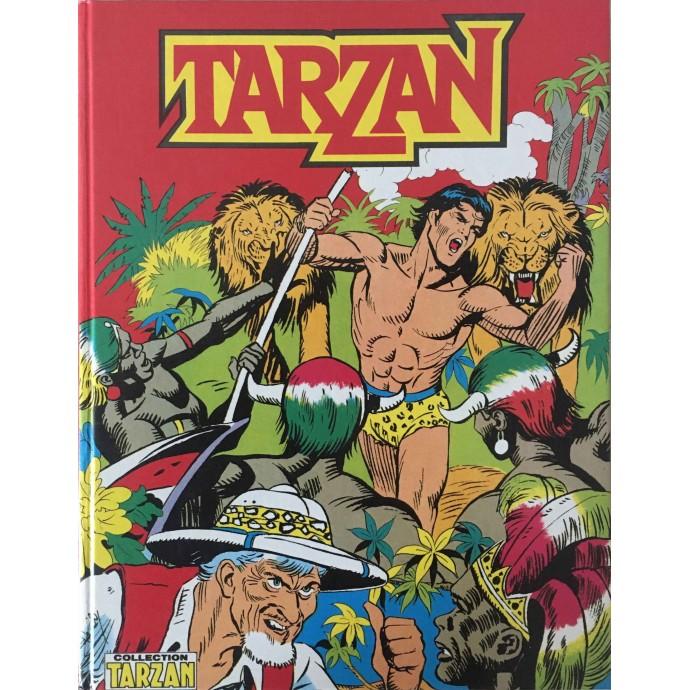 Tarzan - Recueil Editeur T.1 - 1966 - 1