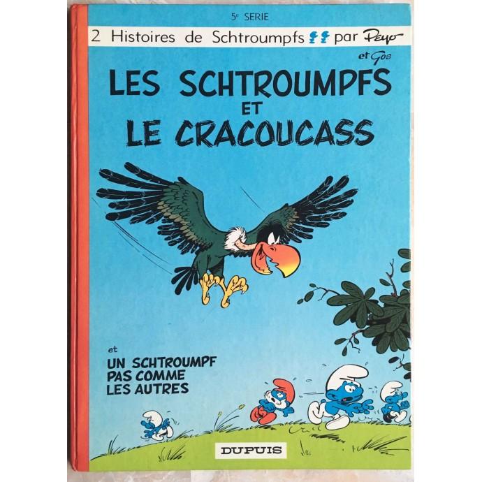 Schtroumpfs (les) EO 1969 Les Schtroumpfs et le Cracoucass