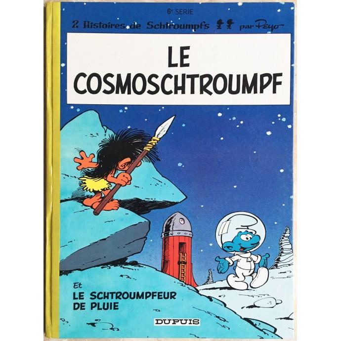 Schtroumpfs (les) EO 1970 Le Cosmoschtroumpf