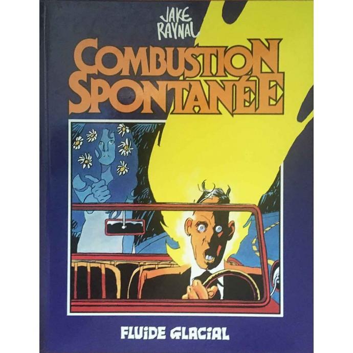 Combustion spontanée - EO 1998 + Dédicace - 1