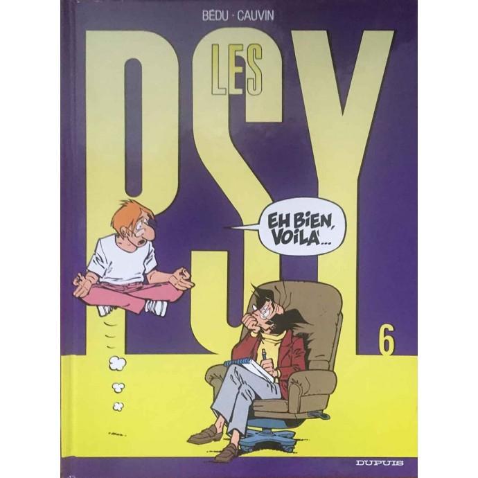psy tome 6 dédicacé EO 1998