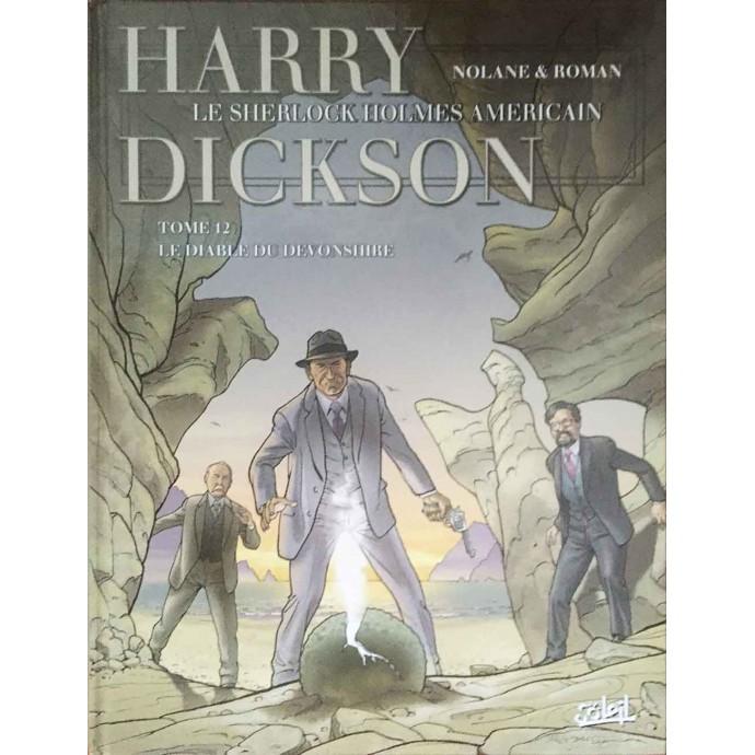 Harry Dickson - Le Diable du Devonshire - EO 2008 + Dédicace - 1