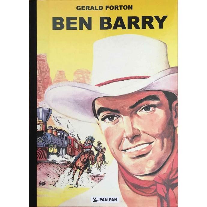 Ben Barry - TL 2011 + ex-libris - 1