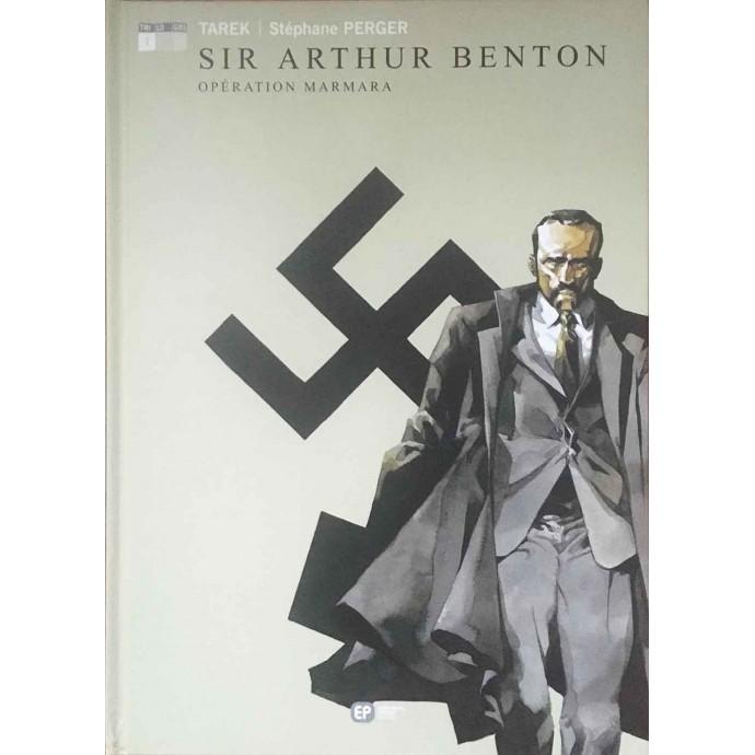 Sir Arthur Benton - Opération Marmara - EO 2005 + Dédicace - 1