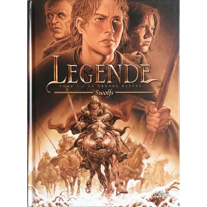 Légende - La Grande Battue - TL 2006 - 1
