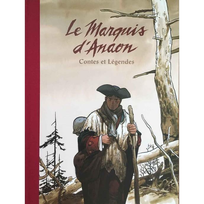 Marquis d'Anaon (le) - Intégrale 1 N/B - TL 2005 - 1