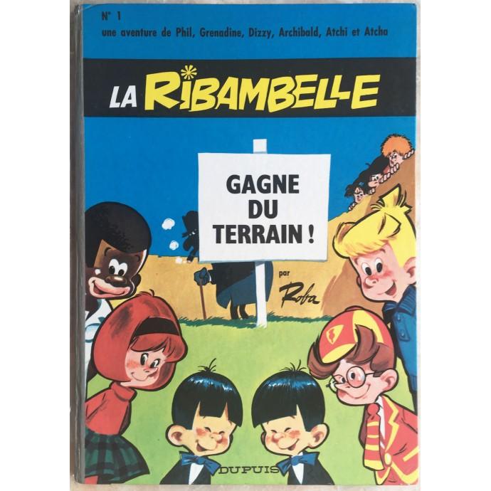 Ribambelle (la) gagne du terrain Rééd. 1966