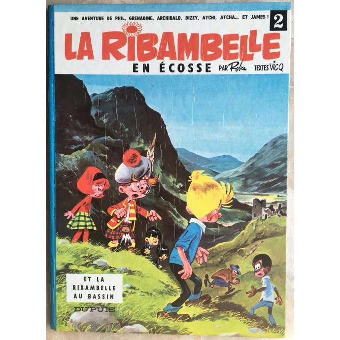 Ribambelle (la) EO 1966 La Ribambelle en Ecosse