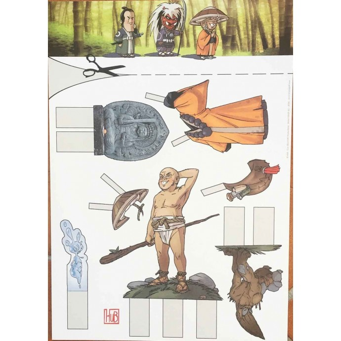 Okko - Le cycle de l'eau intégrale - TL 2006 - Bruno Graff + ex-libris - 3
