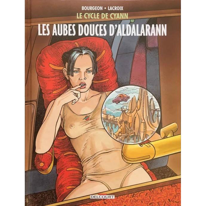 Cycle de Cyann - Les Aubes douces d'Aldalarann - EO 2014 - 1