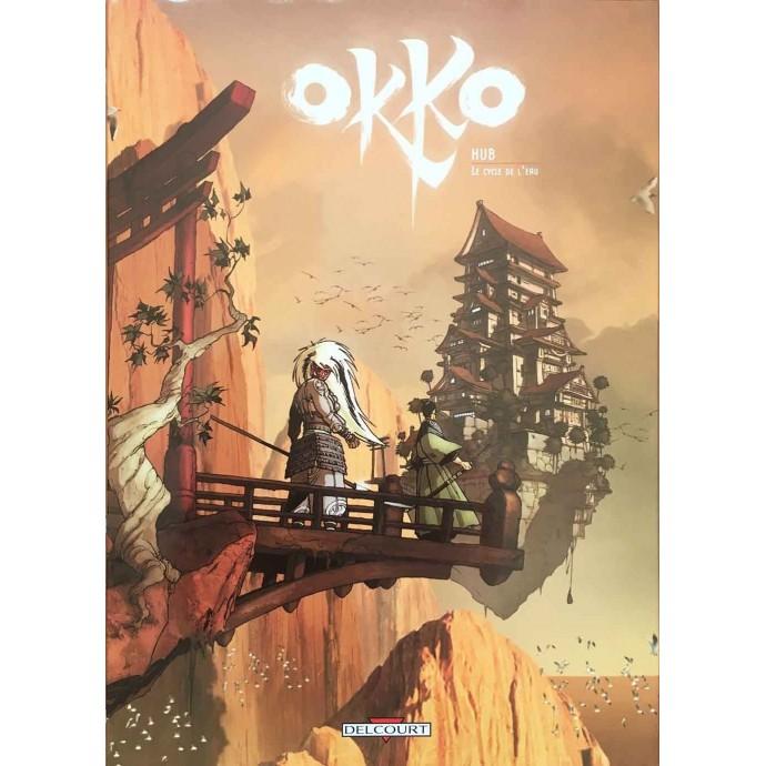 Okko - Le cycle de l'eau les 2 tomes en EO 2005/2006 + coffret - 1