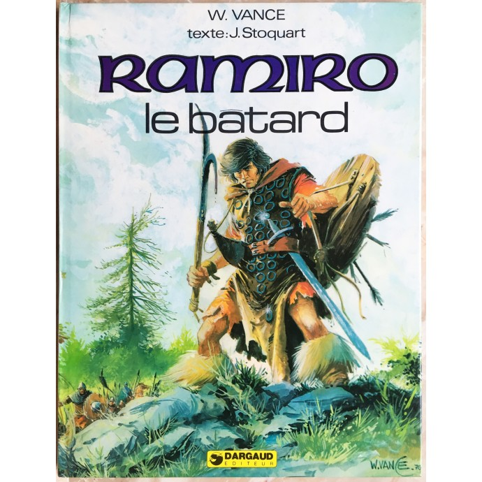 RAMIRO Ramiro le bâtard Rééd. 1977