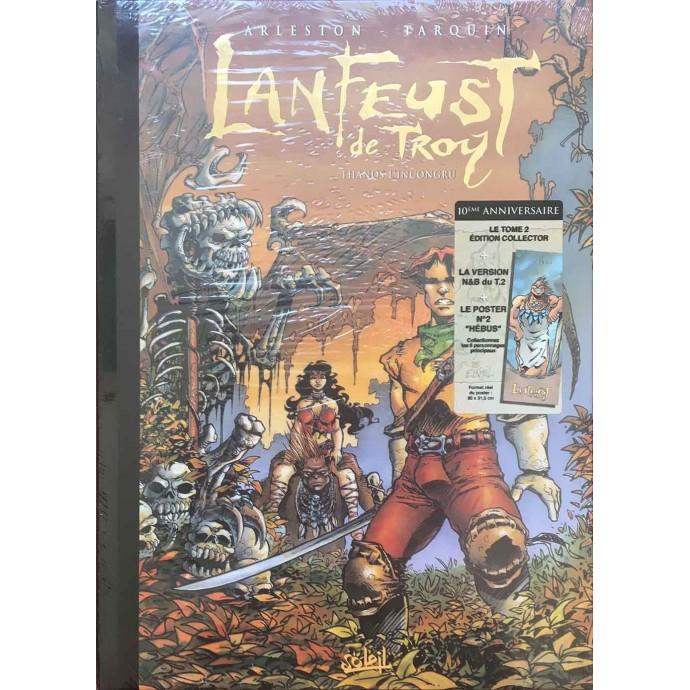 Lanfeust de Troy - Thanos l'Incongru - TL 10ème anniversaire 2004 - 1