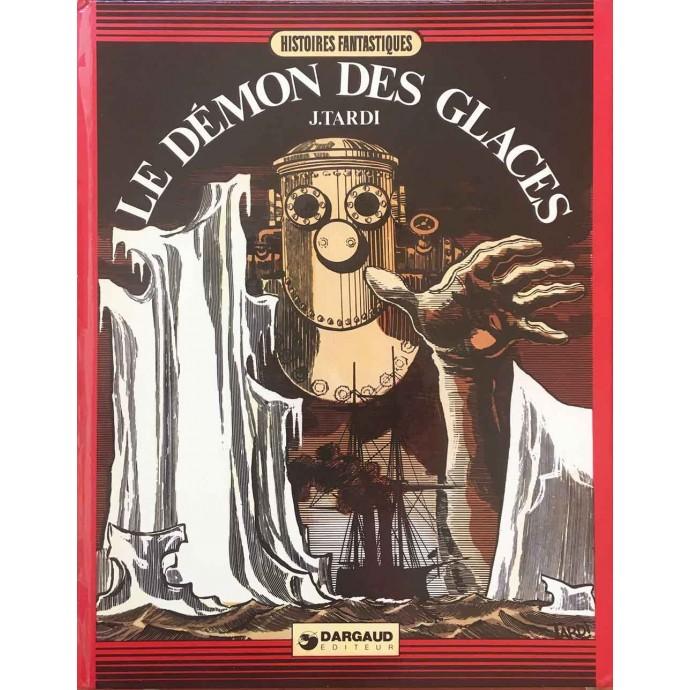 Démon des glaces (le) - Tardi - EO 1974 - 1