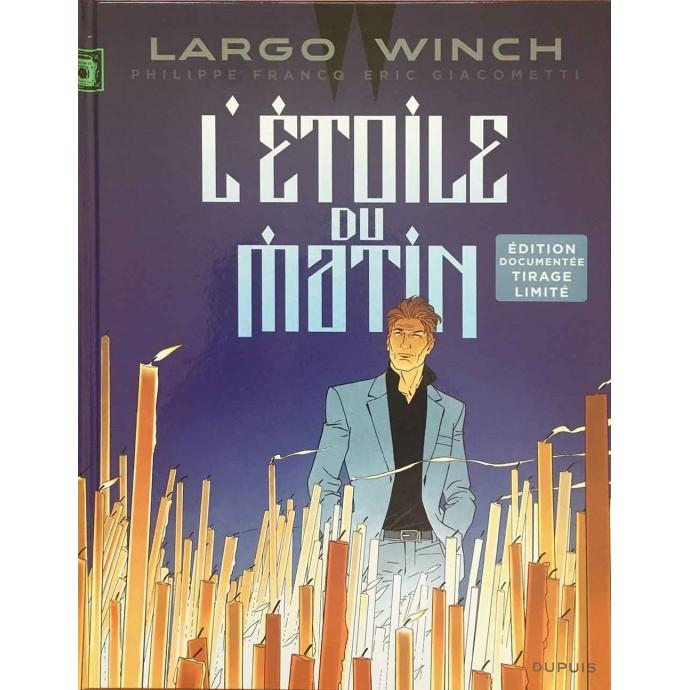 Largo Winch - L'Etoile du matin - TL 2017 - 1