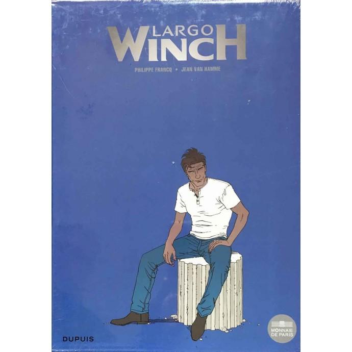 Largo Winch - Coffret Monnaie de Paris - TL 2012 - 1