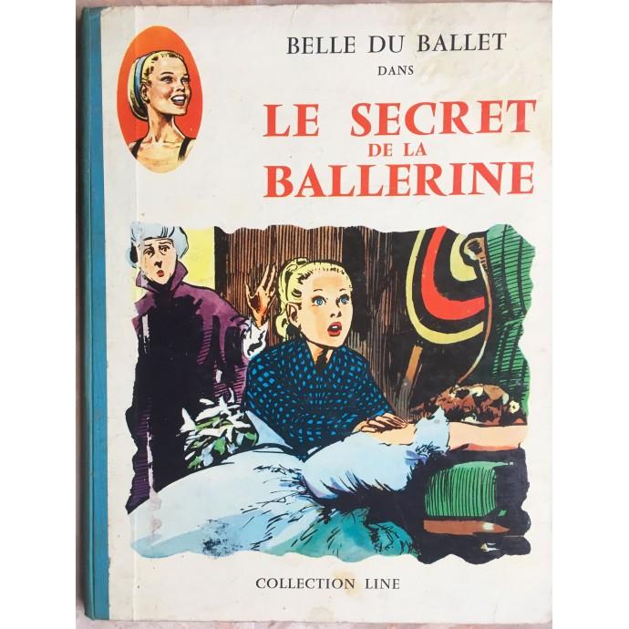 Belle du Ballet EO 1959 Le Secret de la ballerine