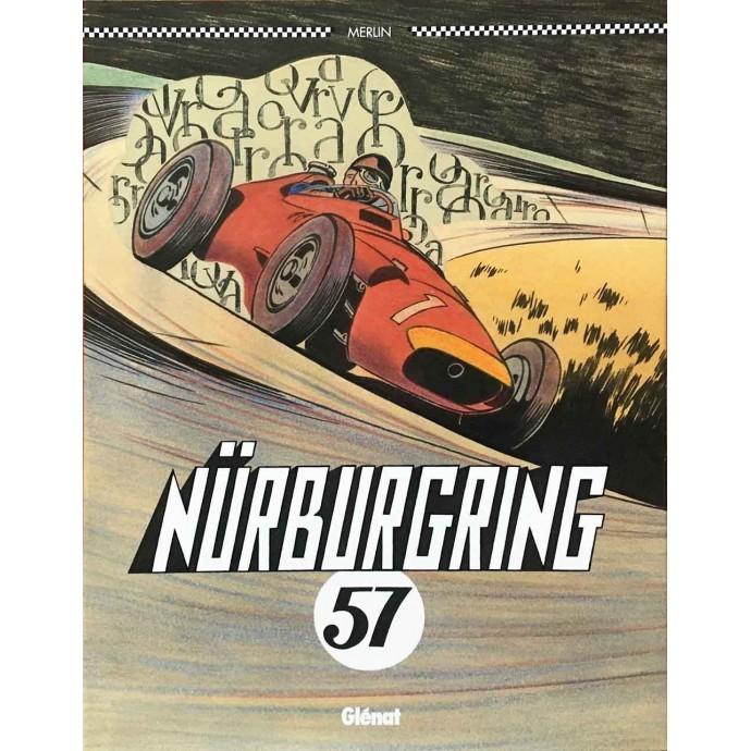 Nürburgring 57 - EO 2012 + Dédicace et jaquette - 1