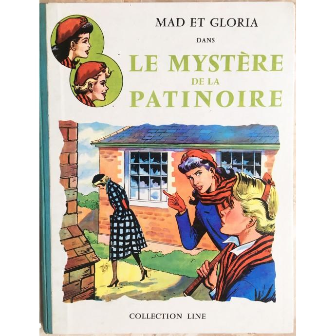 Mad et Gloria EO 1958 Le Mystère de la patinoire