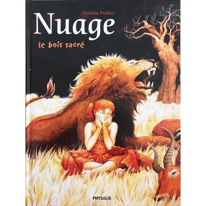 Nuage - Le Bois Sacré - EO 2013 + Dédicace - 1