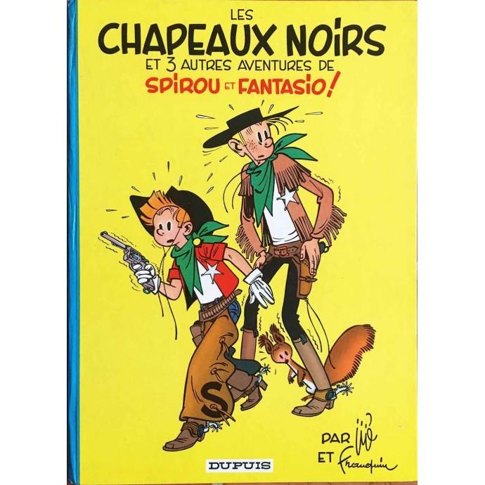 Spirou et Fantasio - Les chapeaux noirs - 1966 - 1