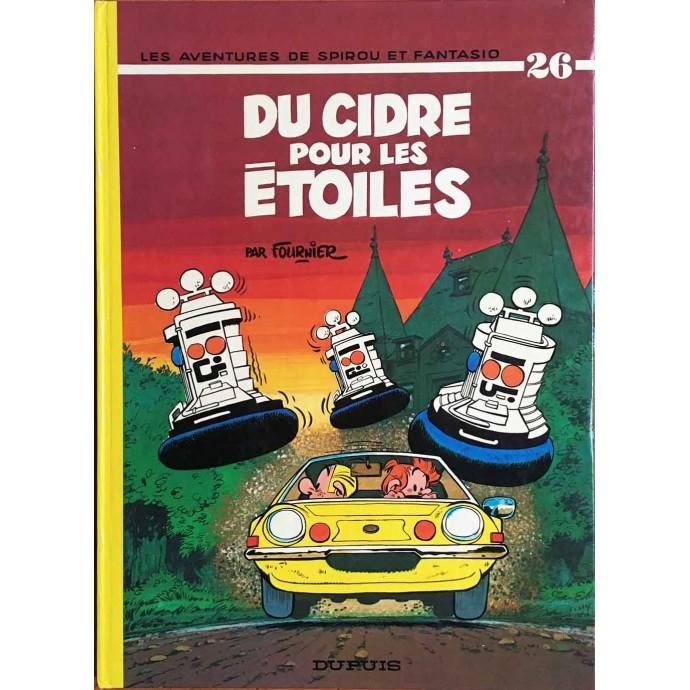 Spirou et Fantasio - Du Cidre pour les étoiles - EO 1975 - 1