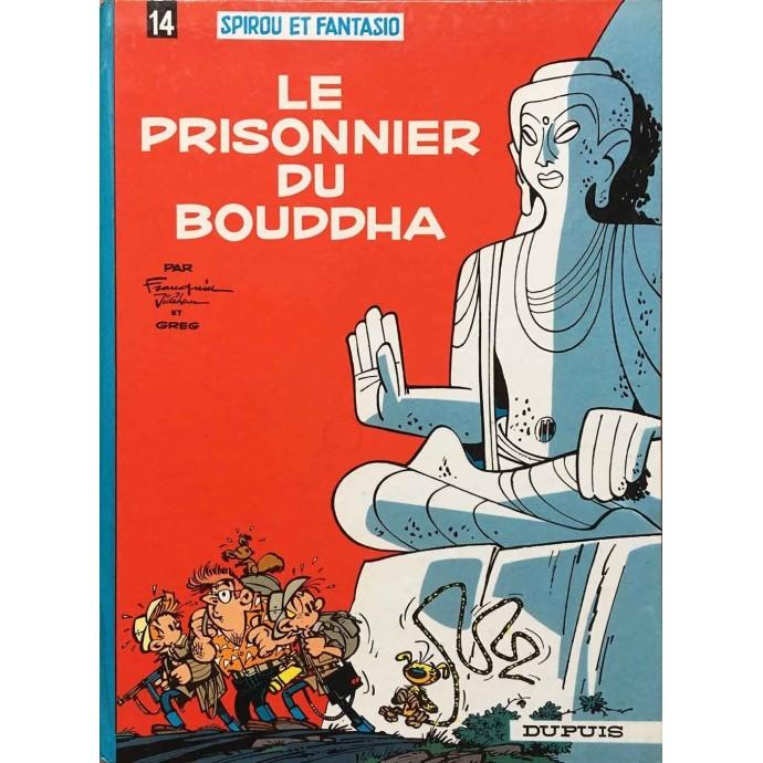 Spirou et Fantasio - Le prisonnier du Bouddha - 1966 - 1