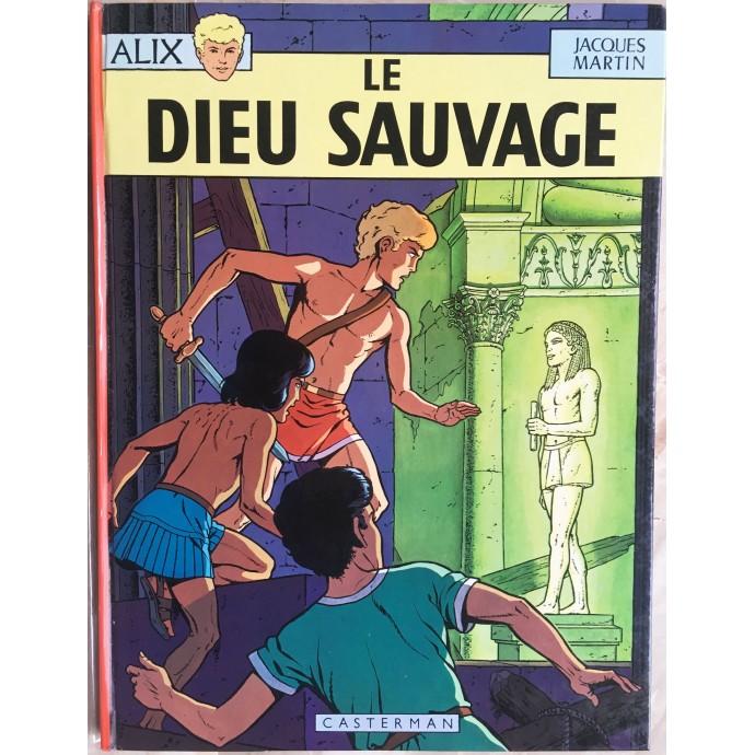 ALIX - Le Dieu sauvage - EO 1970 - 1