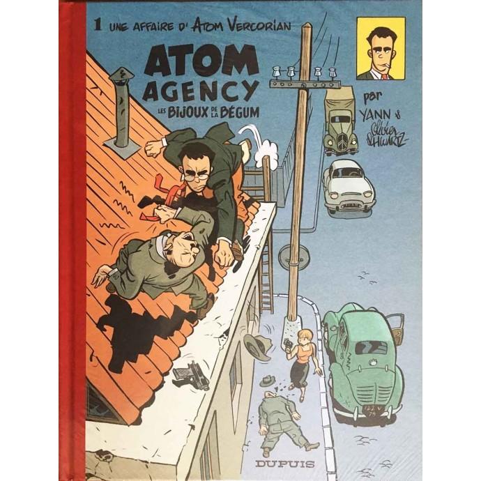 Atom Agency - Les Bijoux de la Bégum - TL 2018 - 1