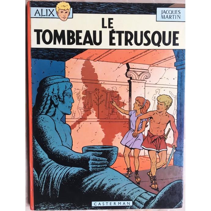 ALIX EO 1968 Le Tombeau étrusque