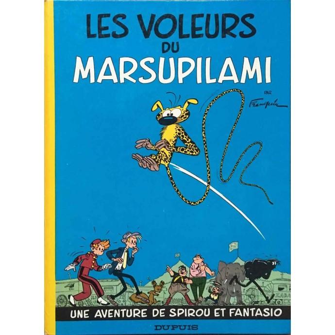 Spirou et Fantasio - Les voleurs du marsupilami - 1968 - 1