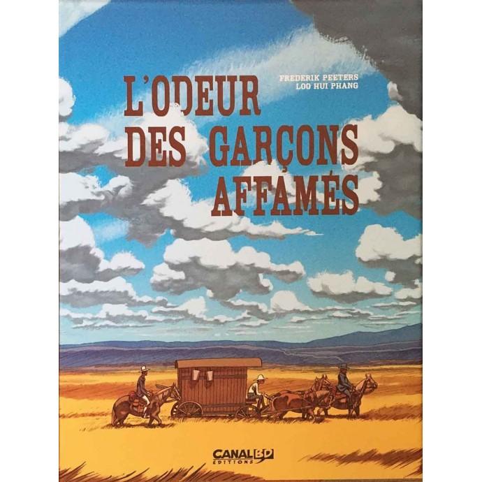 L'Odeur des Garçons Affamés - EO 2016 + jaquette CanalBD - 1
