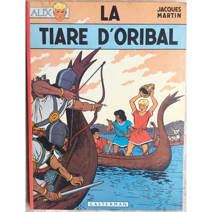 ALIX La Tiare d'Oribal Rééd. 1966