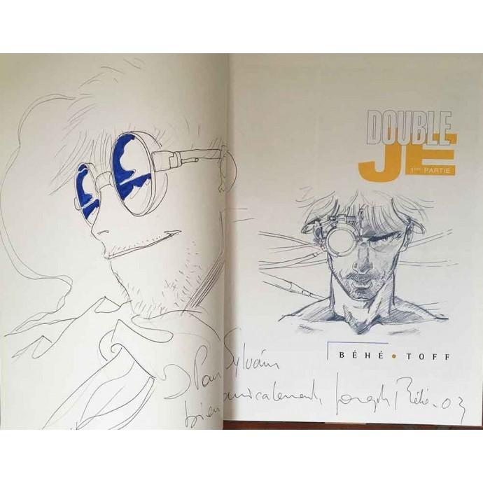 Double Jeu - Intégrale - 2000 + Dédicace - 2