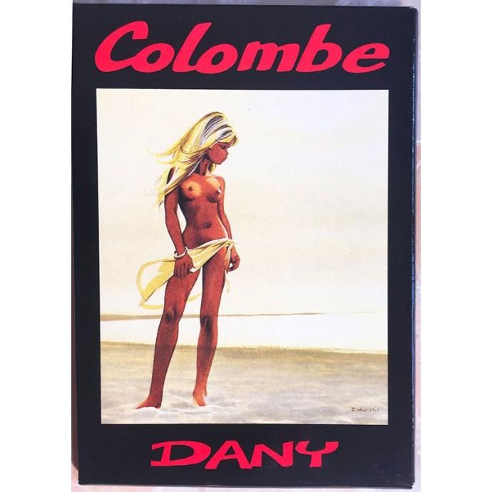 Dany - coffret de cartes postales: Colombe - 1