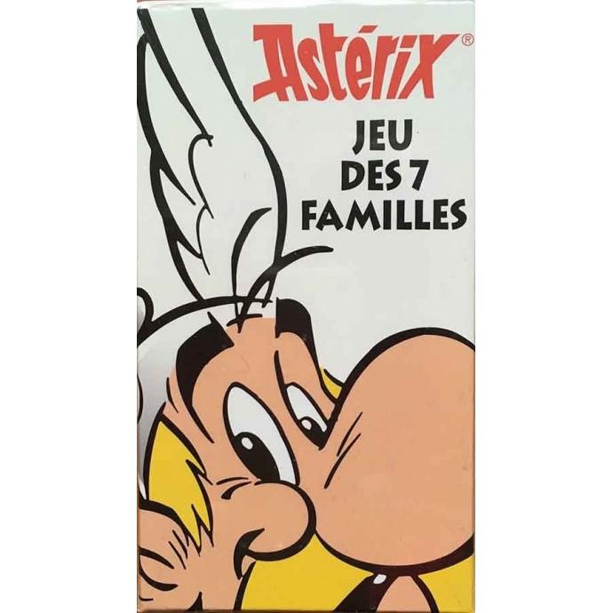 Astérix - Jeu de 7 familles - 2011 - 1
