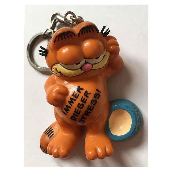 "Garfield - Portes clés Garfield ""Immer dieser stress!"" - Bully - 1"