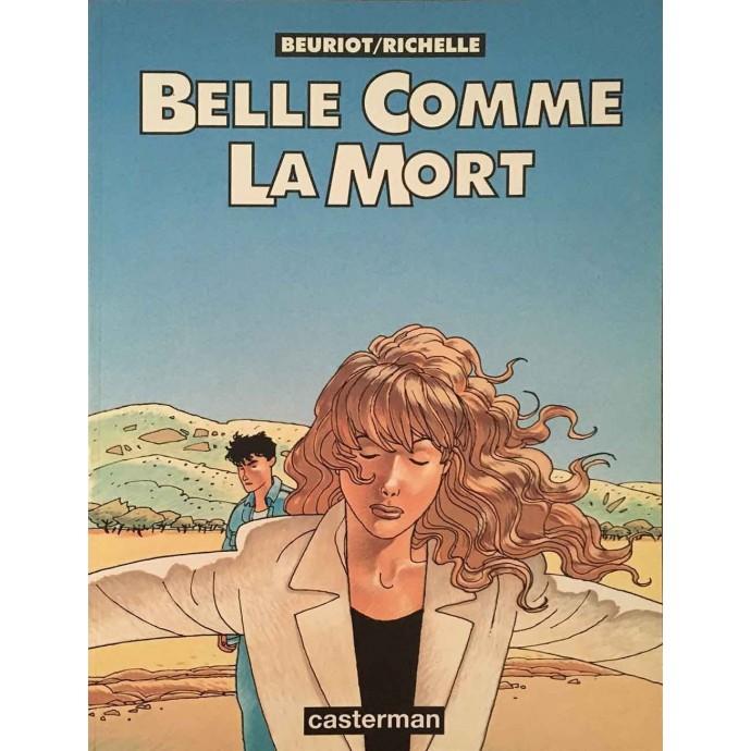Belle comme la mort - EO 1995 + Dédicace - 1
