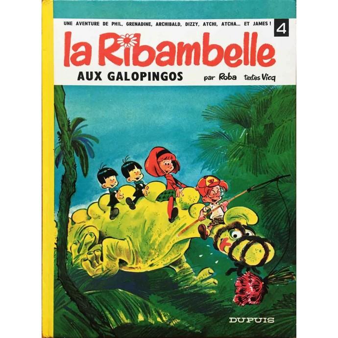 Ribambelle (la) - aux Galopingos- EO 1968 - 1