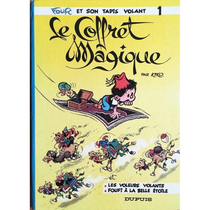 Foufi - Le coffret magique - EO 1968 - 1