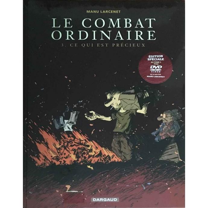 Combat ordinaire (le) - Ce qui est précieux - TL EO 2006 + DVD - 1
