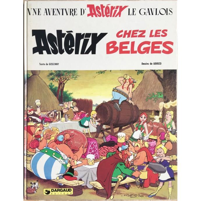 Astérix E0 1979 Astérix chez les Belges
