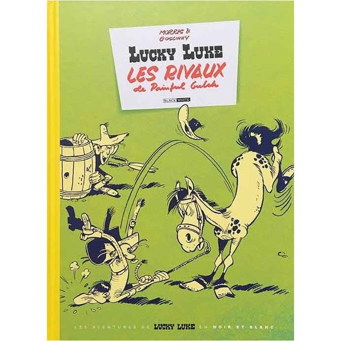 Lucky Luke - Les Rivaux - TL 2017 + Timbres - 1